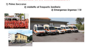 Soccorso Cisanese - Corso Primo soccorso emergenza urgenza